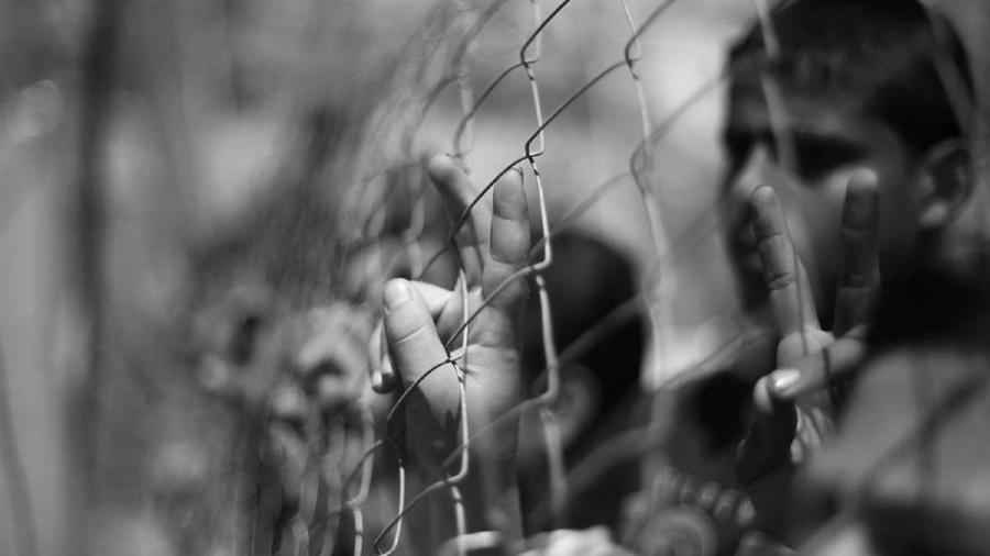 Palestina niños encarcelados por Israel la-tinta