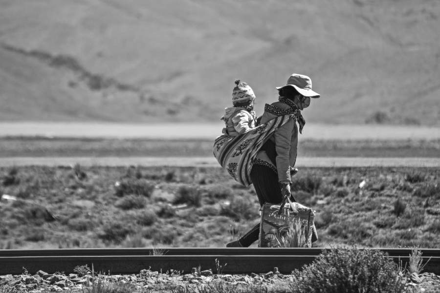 Peru migrantes pandemia la-tinta