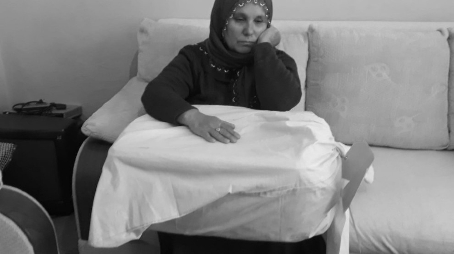 Turquia Halime Aksoy la madre de Agit Ipek la-tinta