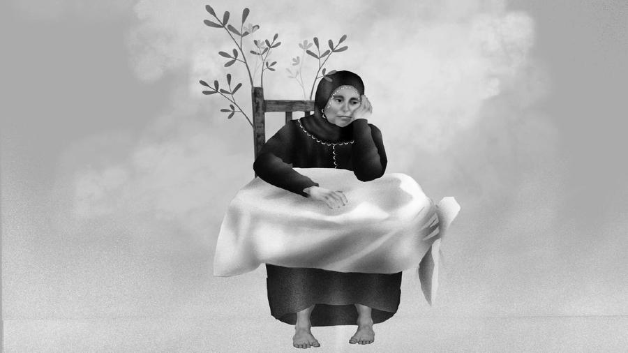 Turquia madre runak resulpur la-tinta
