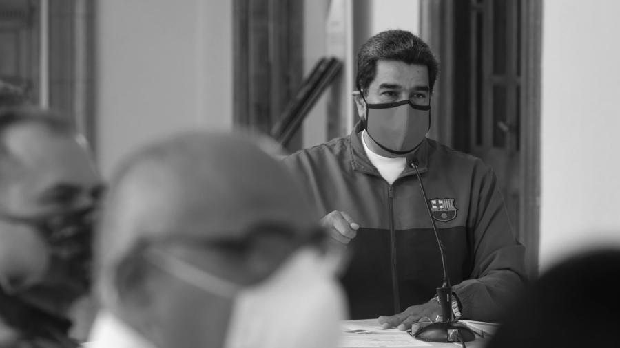 Venezuela Nicolas Maduro coronavirus la-tinta