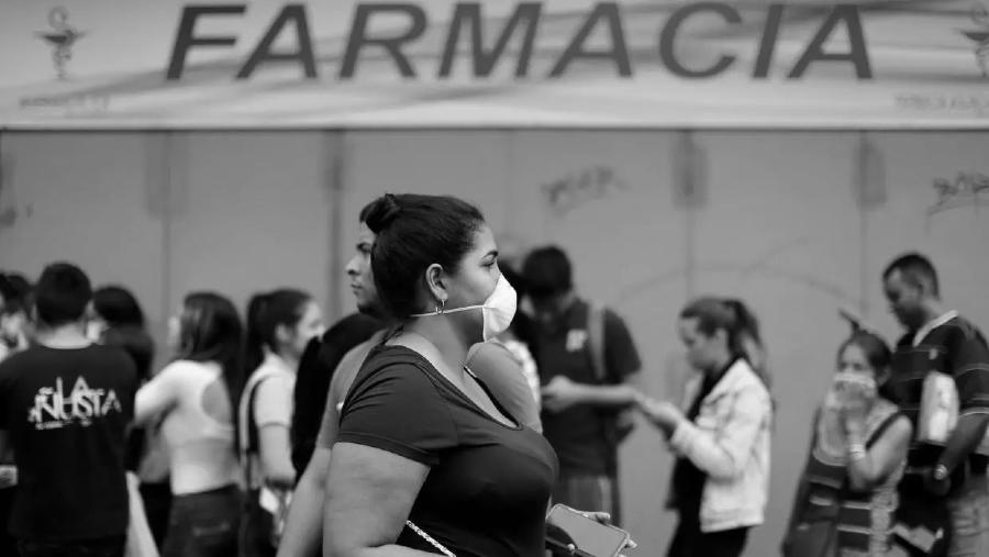 Venezuela coronavirus farmacia la-tinta
