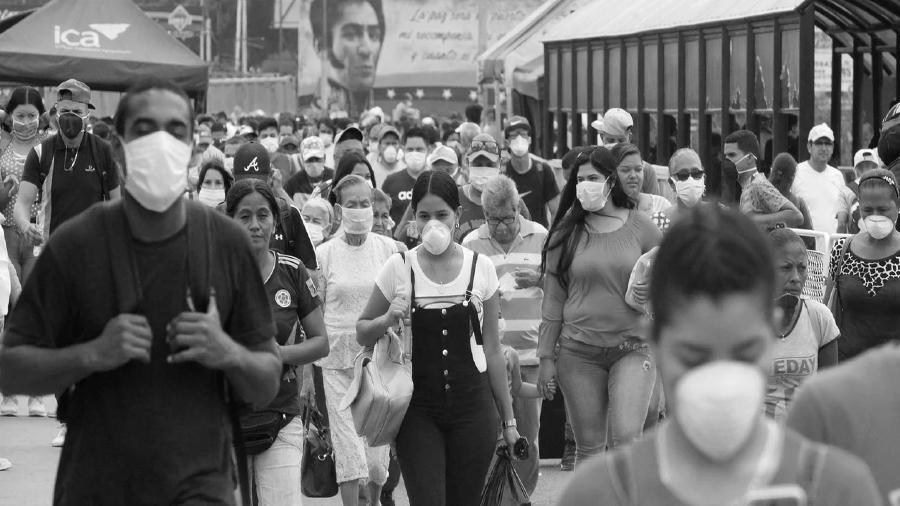 Venezuela migrantes regresan al pais la-tinta