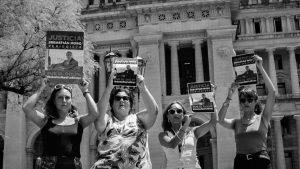 La paciente, tozuda y femenina pelea por justicia para Sebastián Moro