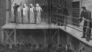 Crónica de José Martí sobre el proceso y la ejecución de los Mártires de Chicago