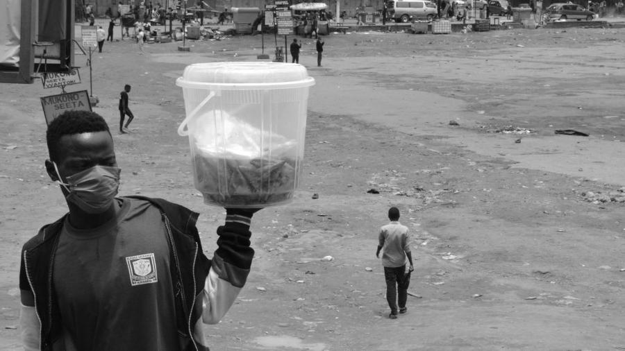 Africa coronavirus pobreza la-tinta