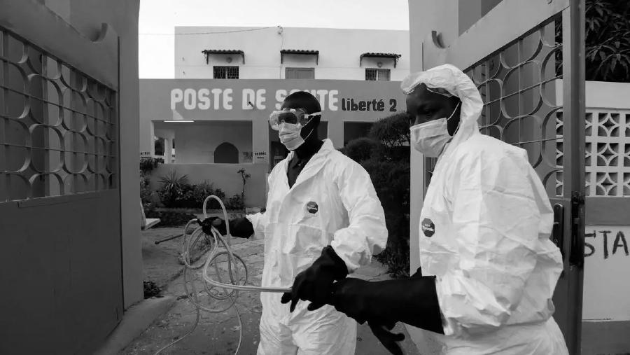 Africa coronavirus prevencion la-tinta