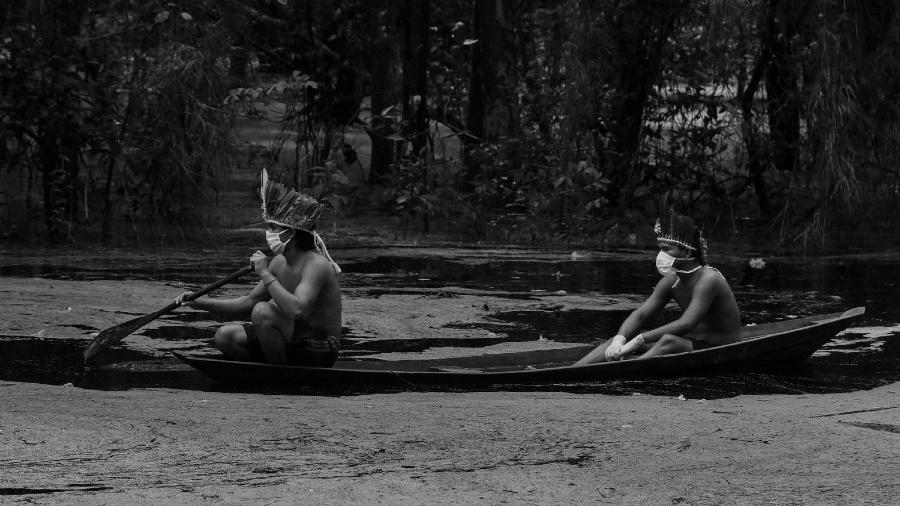 Amazonia pueblo indigenas coronavirus la-tinta
