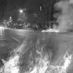 Chile: el hambre lanza a centenares de chilenos a las calles para protestar