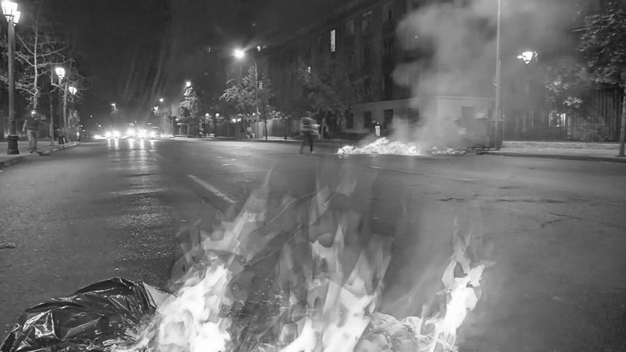 Chile protestas mayo 2020 la-tinta