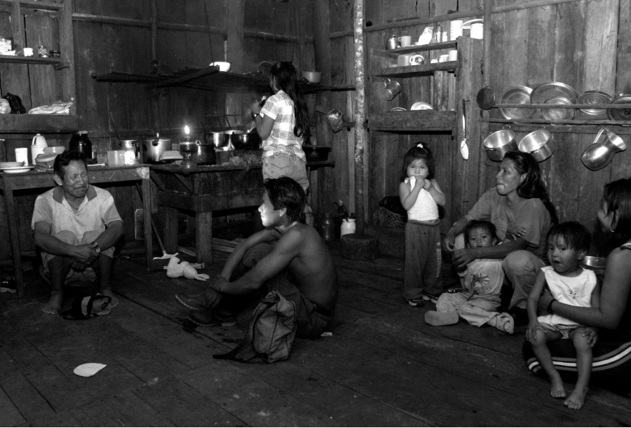 Colombia Amazonia indigenas coronavirus la-tinta