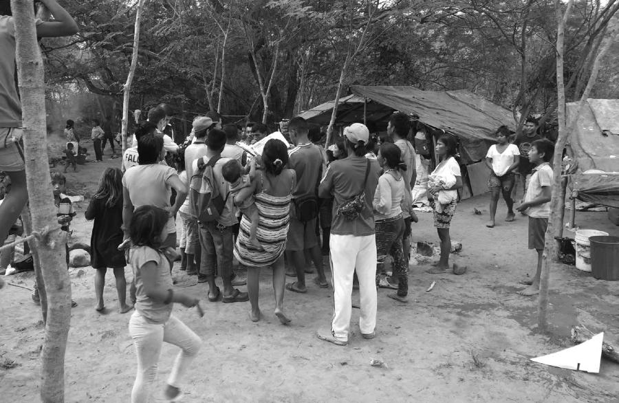 Colombia pueblos indigenas coronavirus