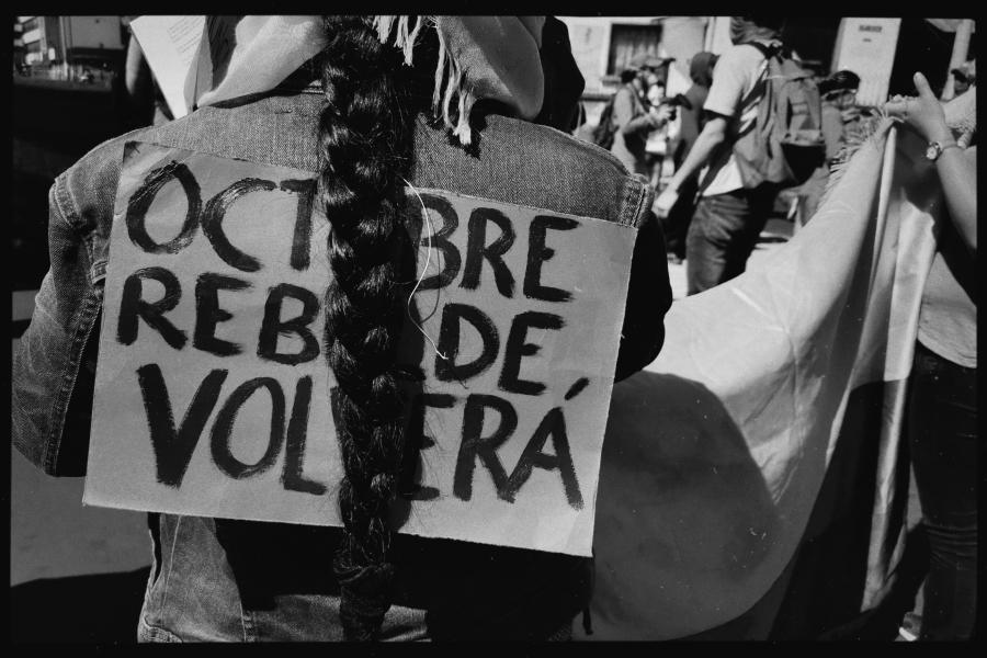 Ecuador Quito protestas coronavirus la-tinta