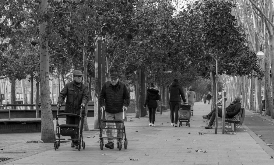 España Barcelona barrio El Besos la-tinta