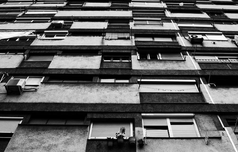 España El Besos edificios aluminosis la-tinta