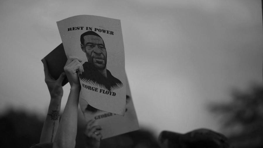Estados Unidos George Floyd protesta la-tinta
