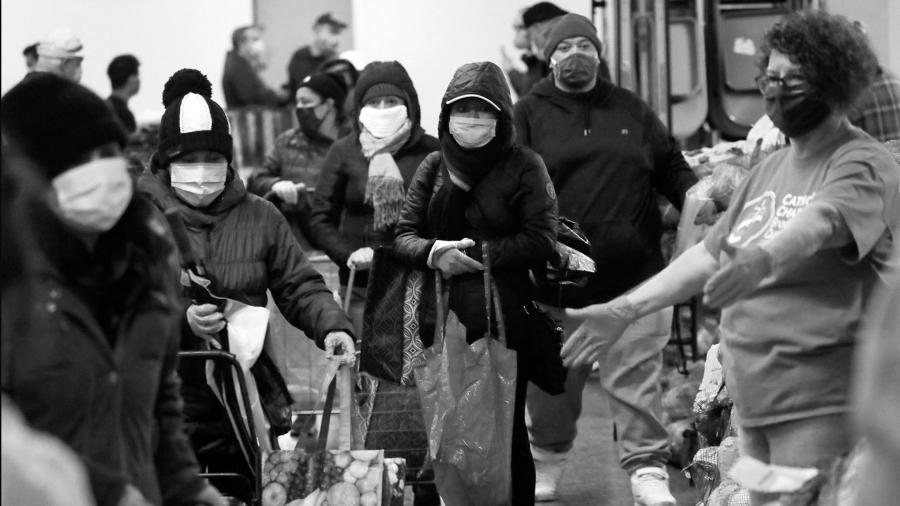 Estados Unidos pandemia desocupacion la-tinta