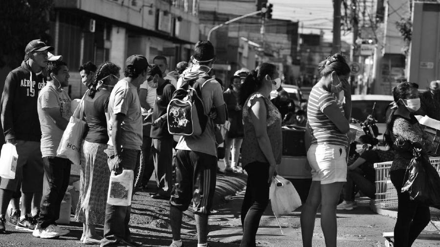 Honduras coronavirus gente en la calle la-tinta