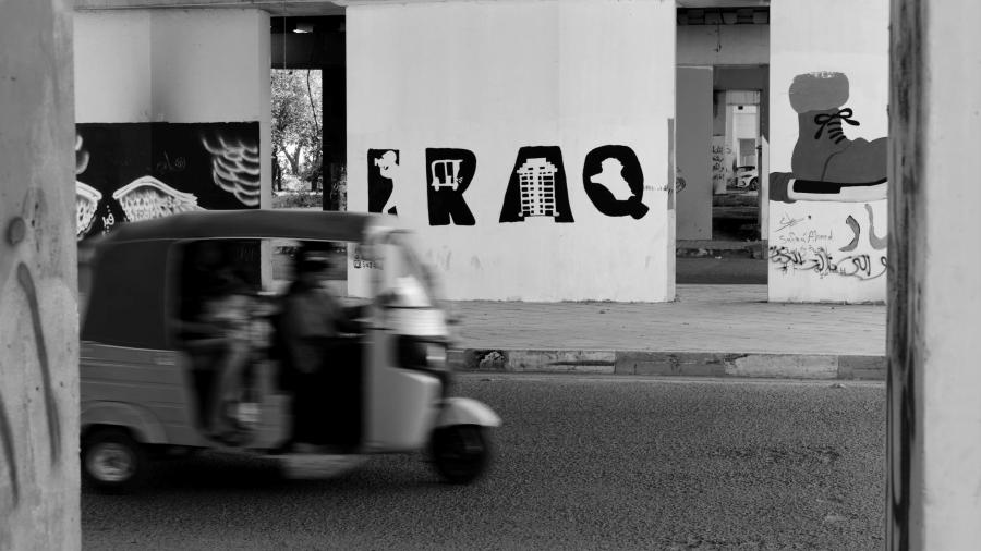 Irak Bagdad actual la-tinta