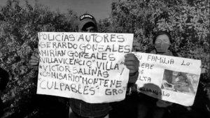 Continúa la búsqueda de Luis Espinoza, desaparecido en Simoca tras un operativo policial