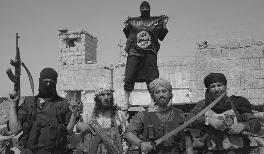 Medio Oriente Daesh terroristas la-tinta