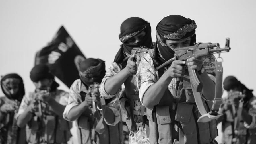Medio Oriente Daesh yihadistas la-tinta
