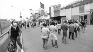 Los bancos privados frente a la crisis del coronavirus en Perú