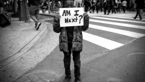 La violencia policial y el racismo como epidemia