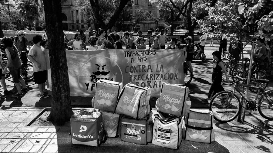 repartidores-rappi-glovo-pedidosya-trabajadores
