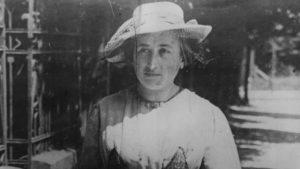Rosa Luxemburgo como aliada estratégica en el contexto de aislamiento