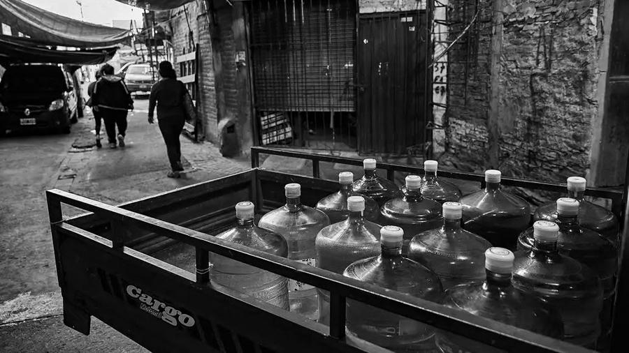 sin agua-villas-porteñas-barrios-populares-coronavirus