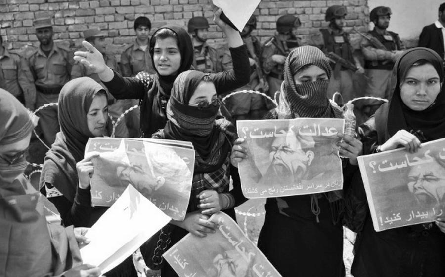 Afganistan mujeres derechos la-tinta