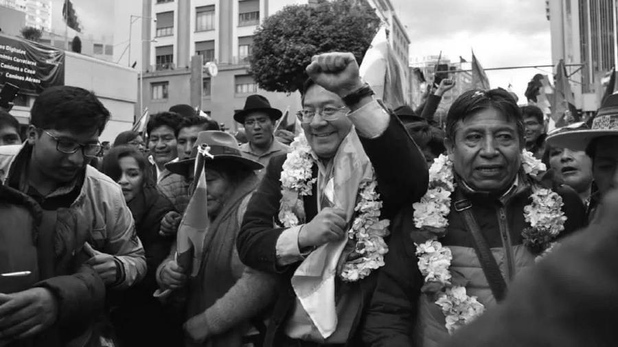 Bolivia campaña electoral 2020 MAS la-tinta