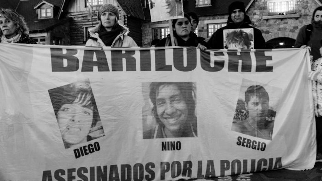Bonefoi-Cárdenas-Carrasco-Bariloche-asesinato-policial