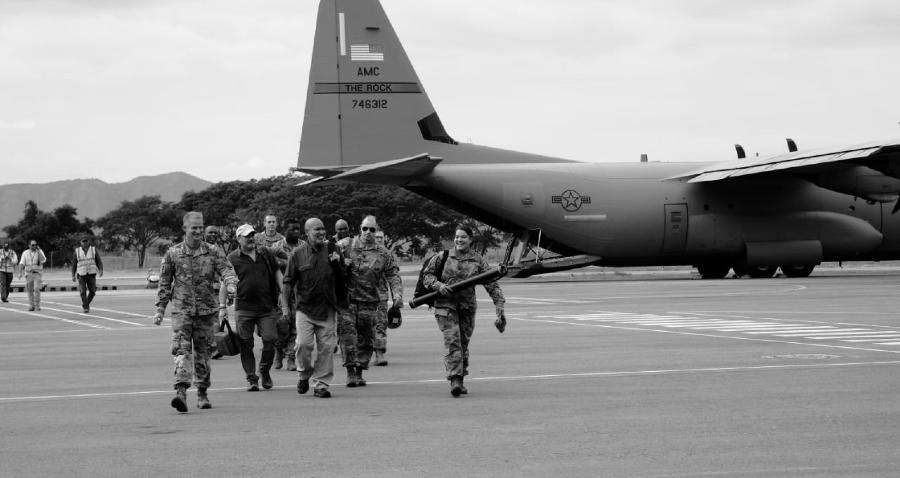 Colombia soldados de EEUU llegan al pais la-tinta