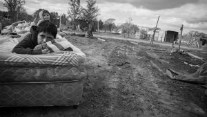 """Barrio Cabildo Anexo: """"Las amenazas son constantes"""""""