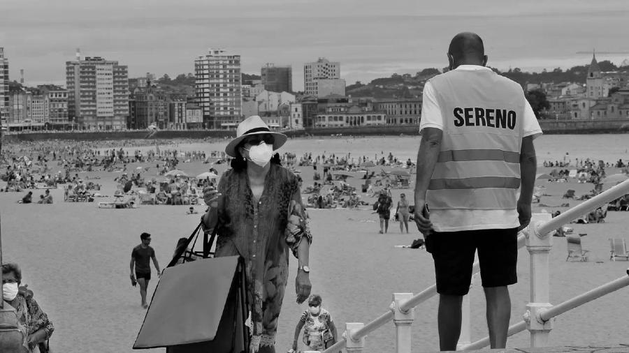 España playas nueva normalidad la-tinta