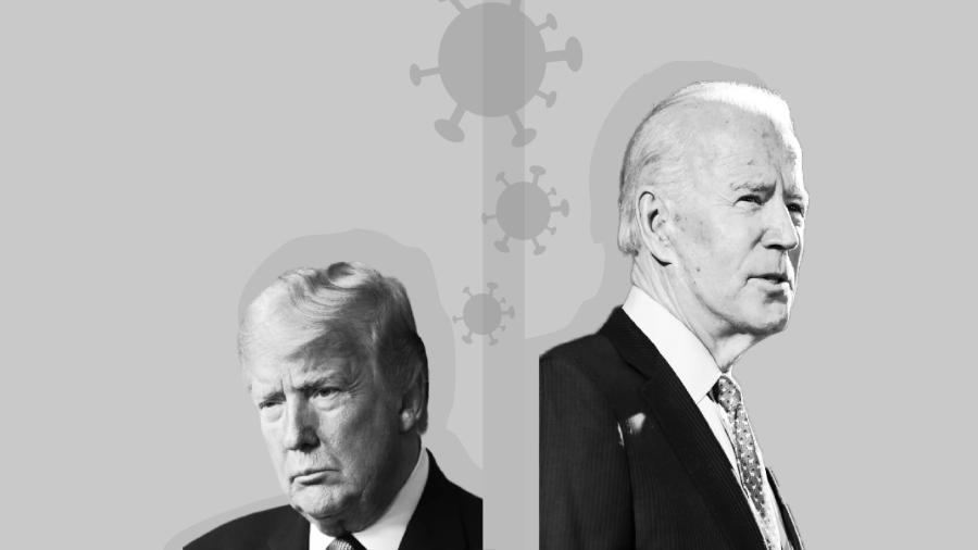 Estados Unidos Biden Trump campaña electoral 2020 la-tinta