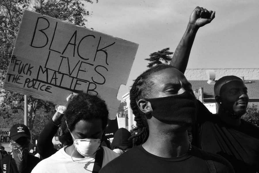 Estados Unidos Oakland Black Live Matter la-tinta