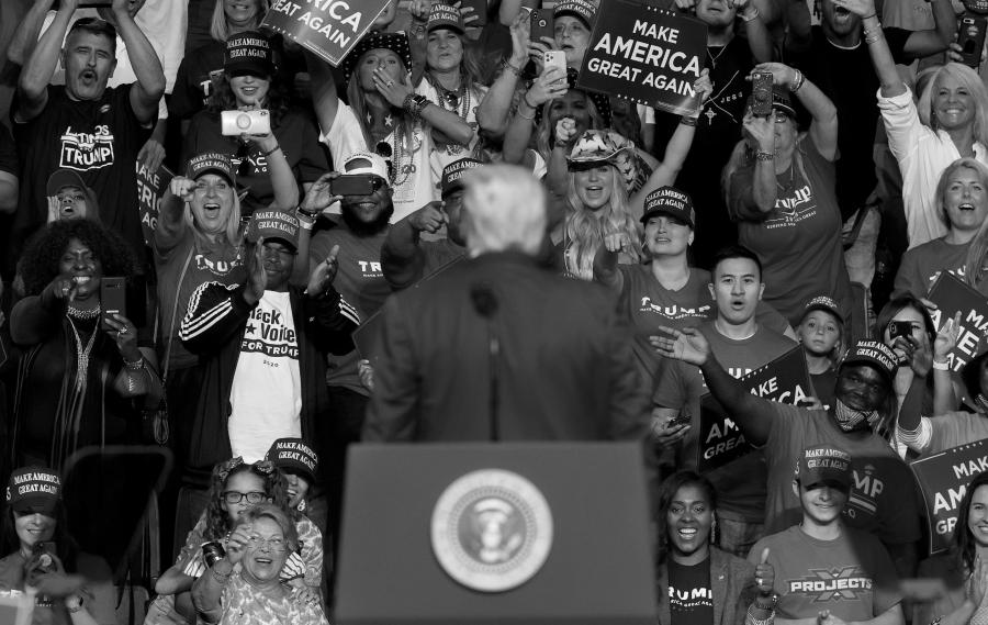 Estados Unidos Trump elecciones 2020 la-tinta