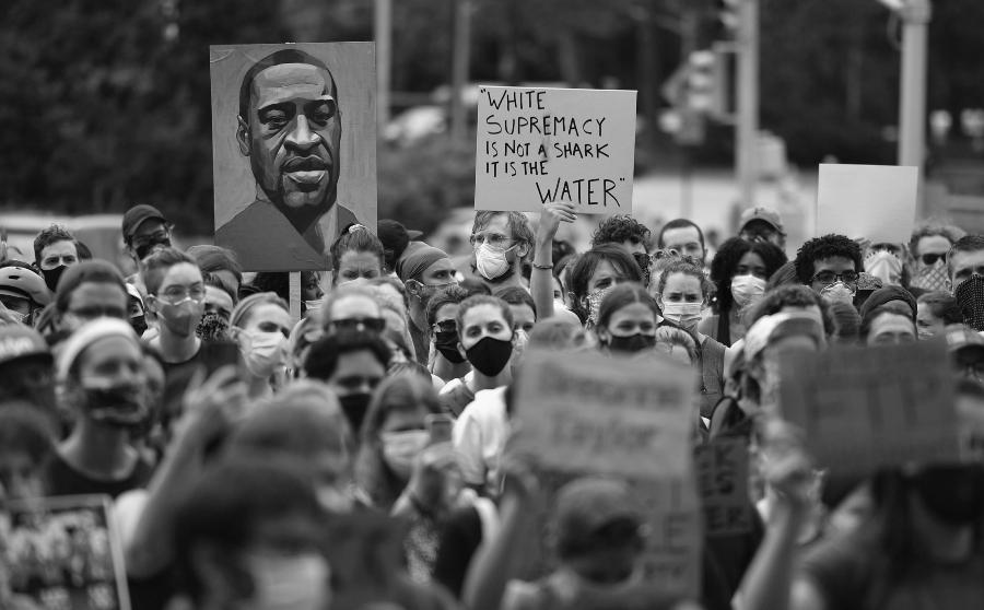 Estados Unidos protestas asesinato George Floyd la-tinta