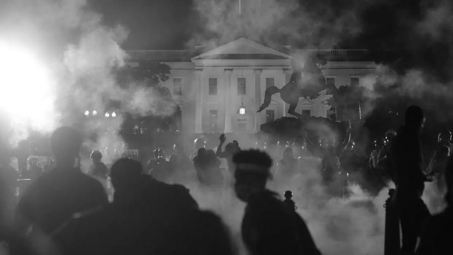 Estados Unidos protestas contra el racismo la-tinta