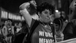 """""""La violencia machista tiene una matriz política, cultural y económica"""""""