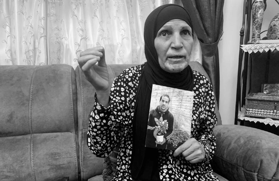 Palestina asesinato de Eyad al Halaq