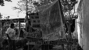 Las aguas visibles: en Fiambalá, la organización campesina brota del río