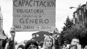 Desahogo sexual: la lengua patriarcal de la justicia argentina