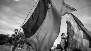 Histórico: pueblos originarios de Córdoba se unen contra la violencia colonial