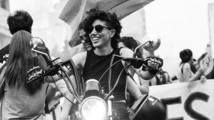 Motoqueres al poder: el impulso de la libertad sale a las rutas