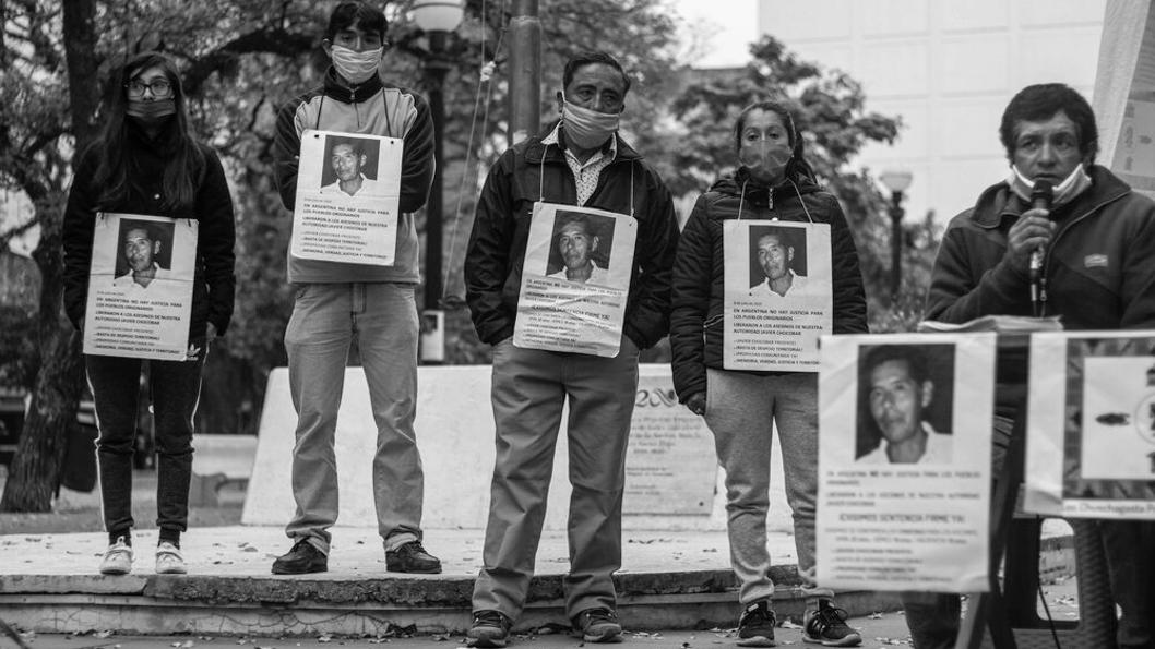 Chocobar-Acampe-justicia-10-años-lucha-comunidad-indígena-Chuschagasta-3