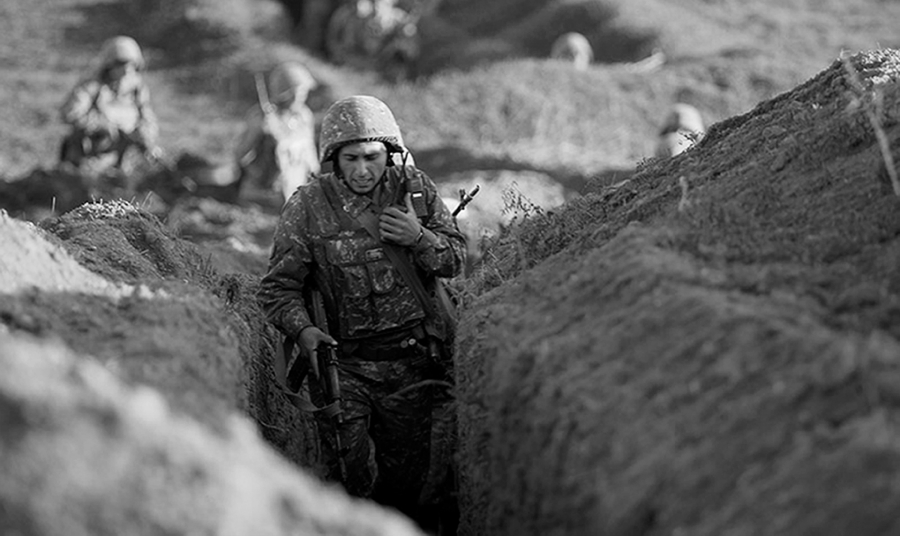 Armenia soldados la-tinta